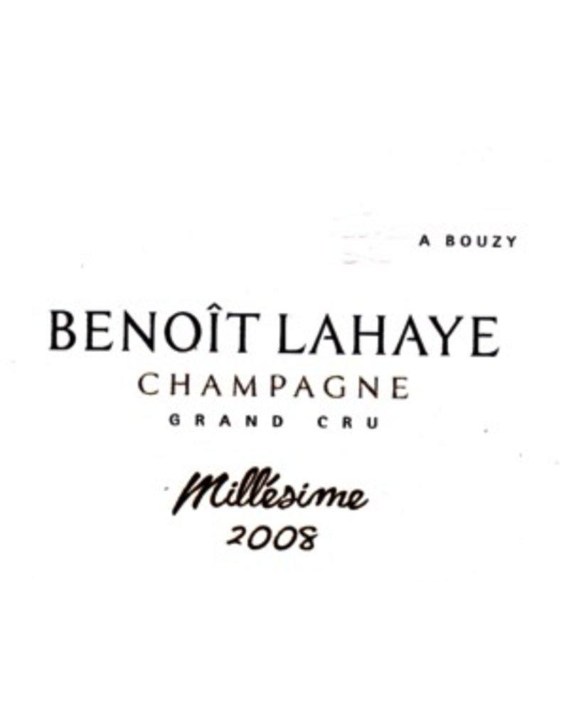 2008 Benoit Lahaye Champagne Millesime ☾
