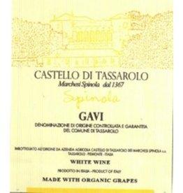 """2016 Castello di Tassarolo Gavi """"Spinola"""" ☾"""