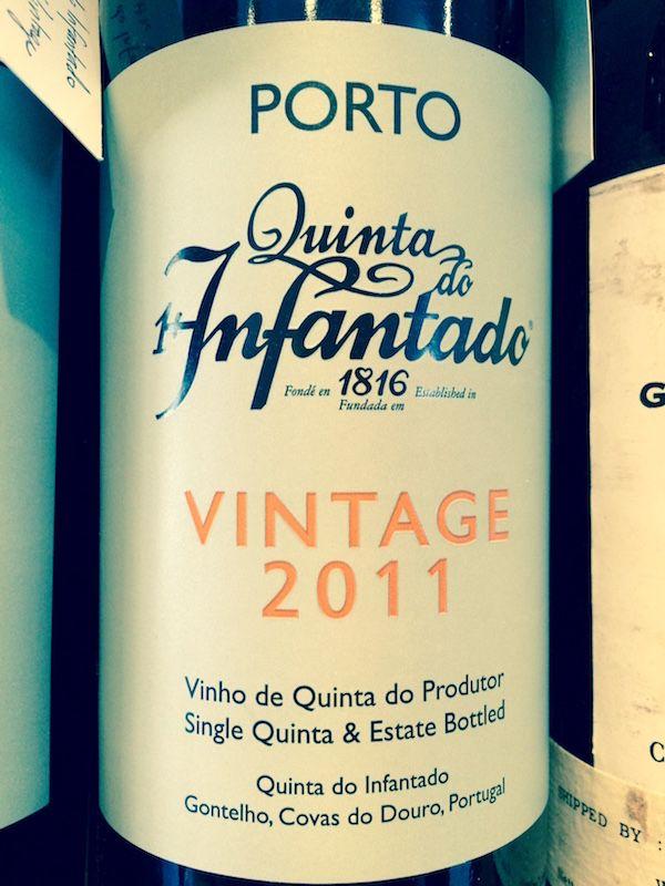 2011 Quinta do Infantado Vintage Port