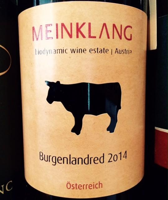2017 Meinklang Burgenlandred