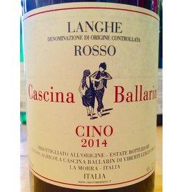 2014 Ballarin Cino Langhe Rosso