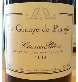 "Piaugier Cotes du Rhone ""La Grange"""