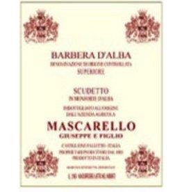 2013 Giuseppe Mascarello Barbera Scudetto