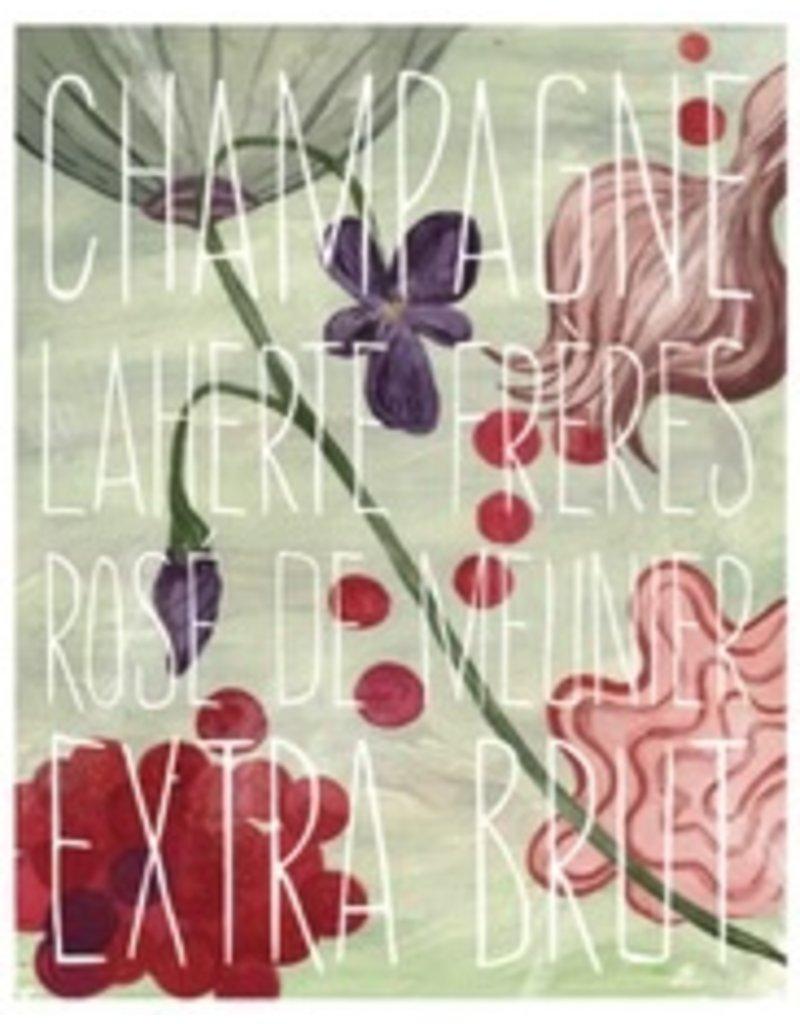 Laherte Champagne Rose de Meunier Extra Brut