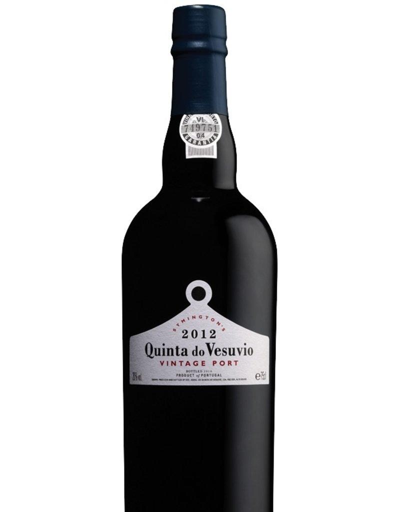2012 Quinta do Vesuvio Vintage Porto