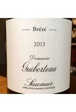 """2013 Guiberteau Saumur Blanc """"Breze"""""""