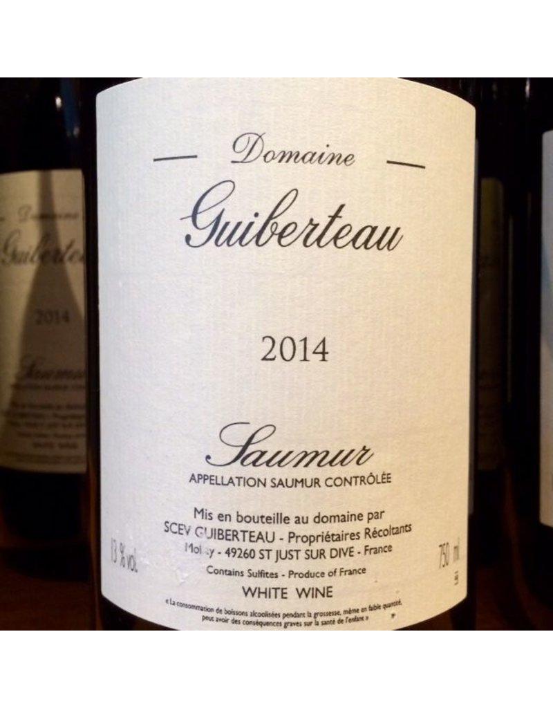 2016 Guiberteau Saumur Rouge