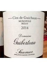 """2015 Guiberteau Saumur Blanc """"Clos de Guichaux"""""""