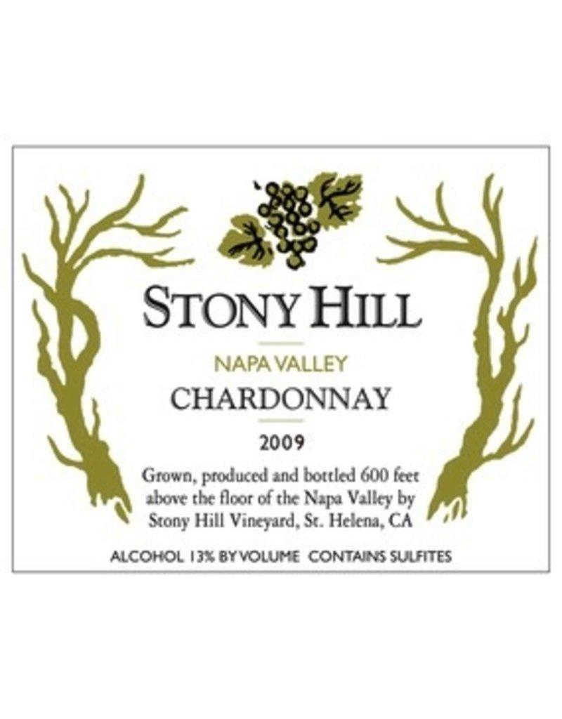 2010 Stony Hill Napa Valley Chardonnay