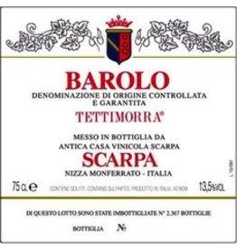 "2010 Scarpa Barolo ""Tettimorra"""