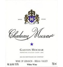 2006 Musar Blanc