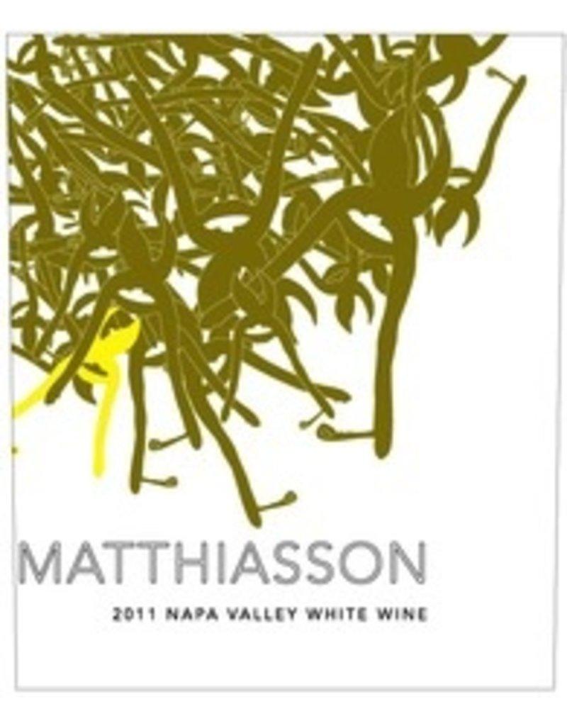 2014 Matthiasson Napa Valley White
