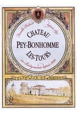 2015 Chateau Pey Bonhomme Les Tours Blaye ☾