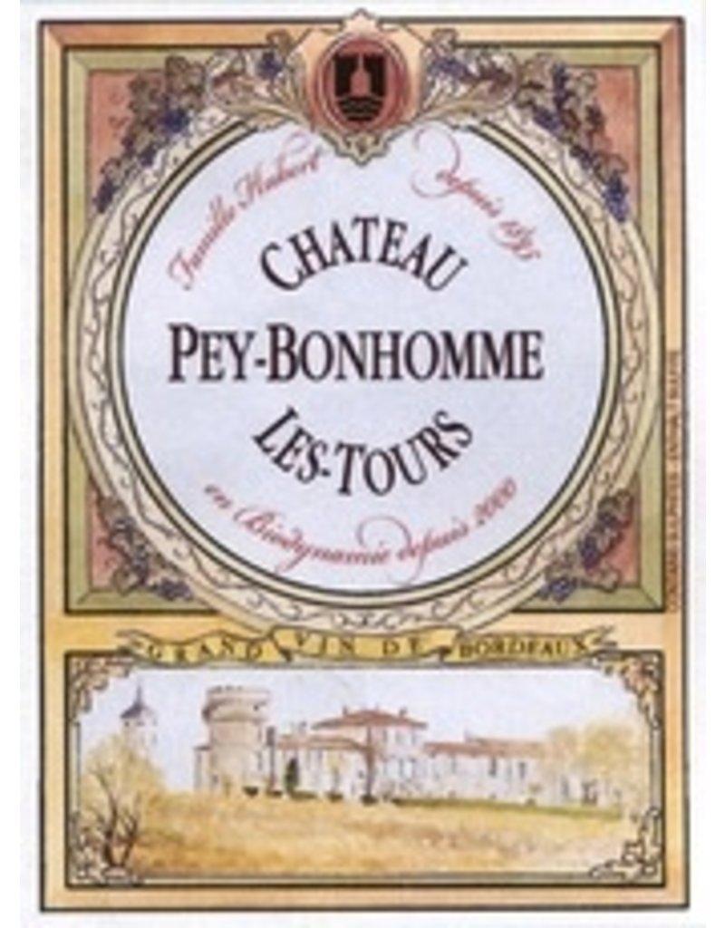 2014 Chateau Pey Bonhomme Les Tours Blaye ☾