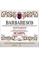 "1989 Scarpa Barbaresco ""Tettineive"""