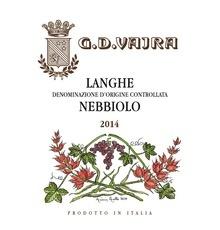 2016 G.D. Vajra Langhe Nebbiolo
