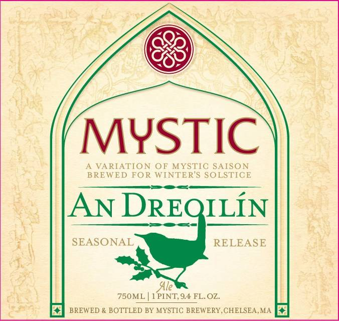 Mystic Brewery Tasting tonight from 5-7pm