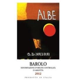 2010 G.D. Vajra Barolo Albe 3L