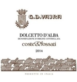 2014 G.D. Vajra Dolcetto D'Alba Coste & Fossati