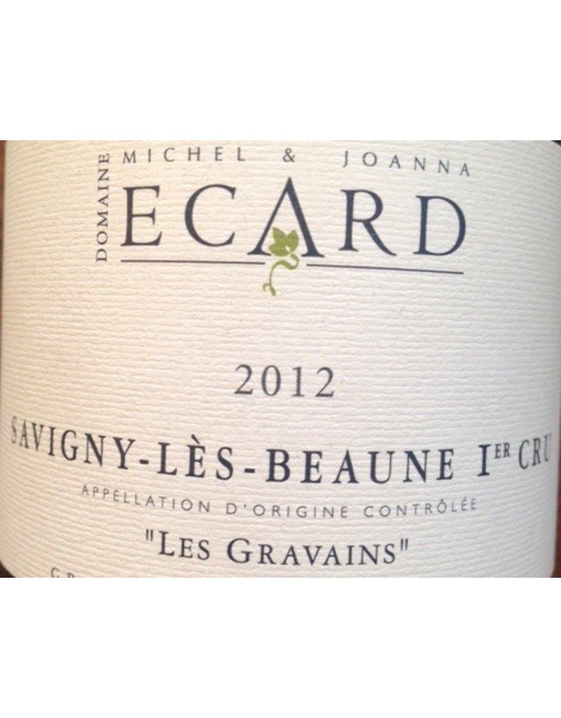 2014 Ecard Savigny les Beaune 1er Cru Les Gravains