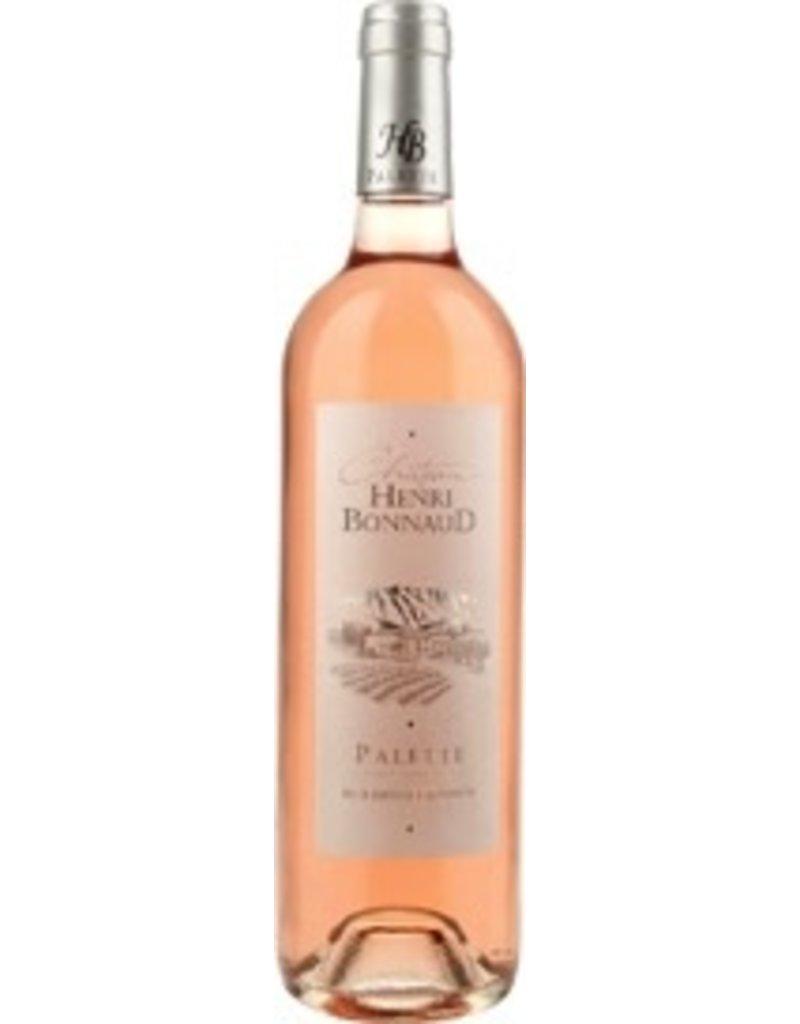 2016 Chateau Henri Bonnaud Palette Rose