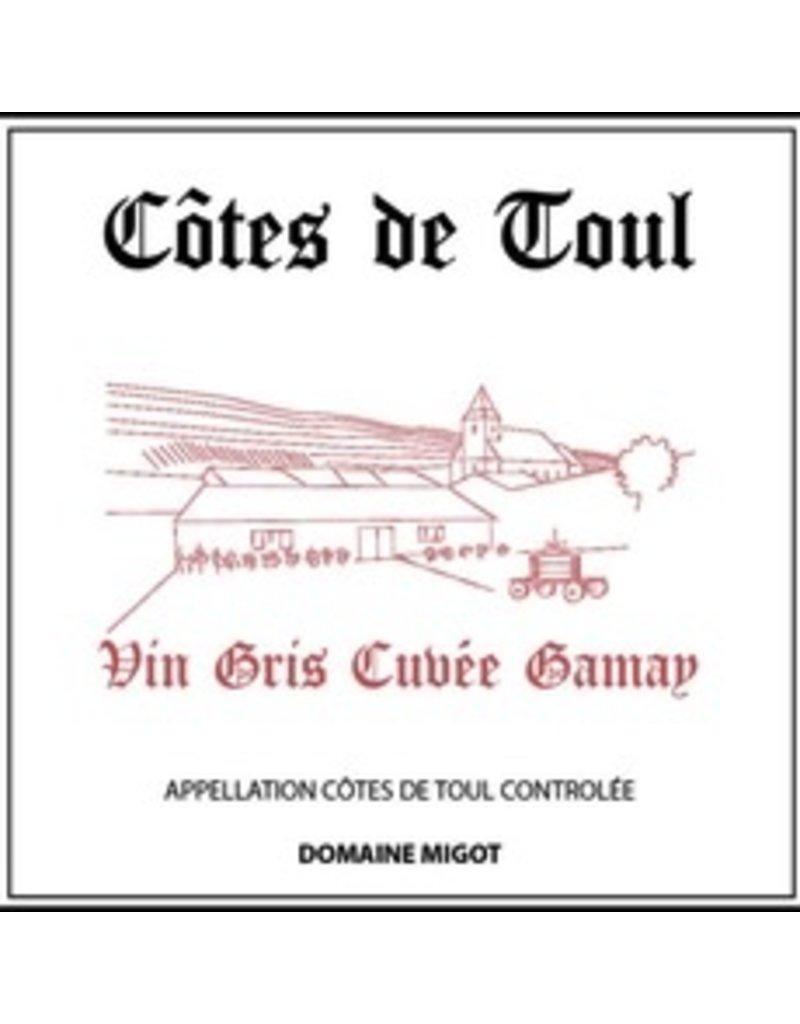 2016 Domaine Migot Cotes de Toul Vin Gris Gamay