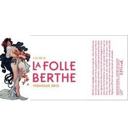 """2015 La Folle Berthe Saumur """"Vigneaux"""""""