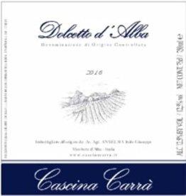 Italy Carra Dolc