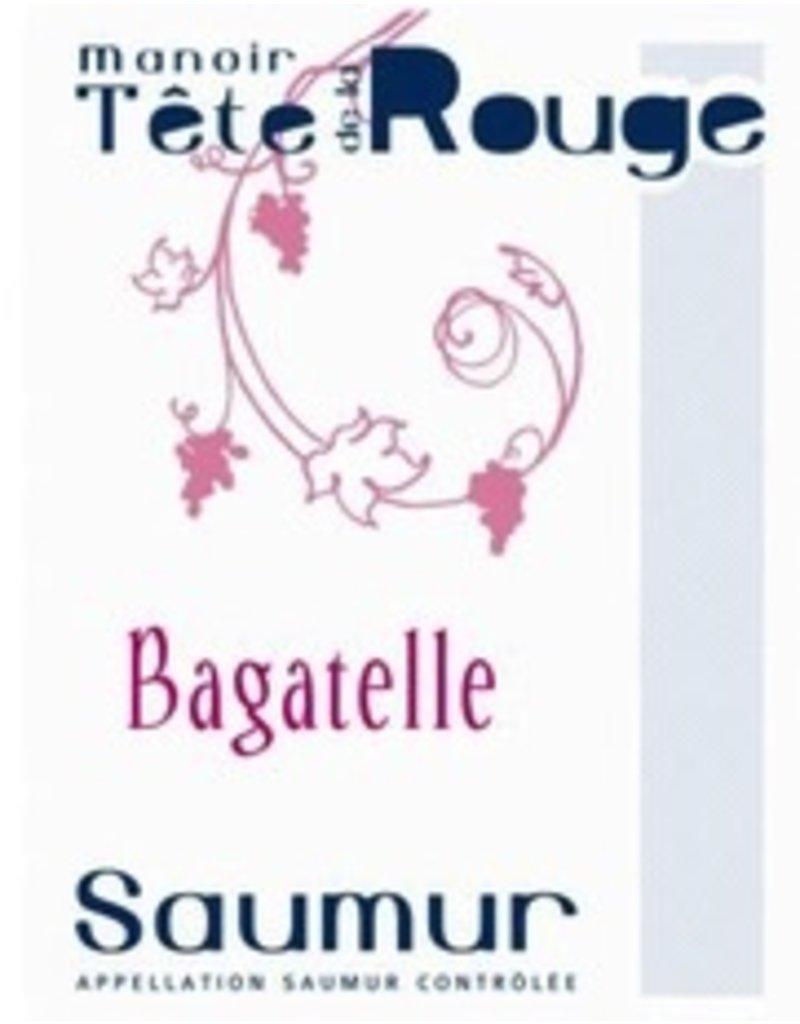 Manoir de la Tete Bagatelle Saumur Rouge
