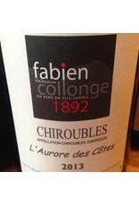 2016 Fabien Collonge Chiroubles