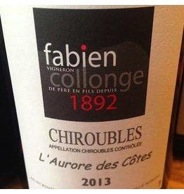 France Fabien Collonge Chiroubles