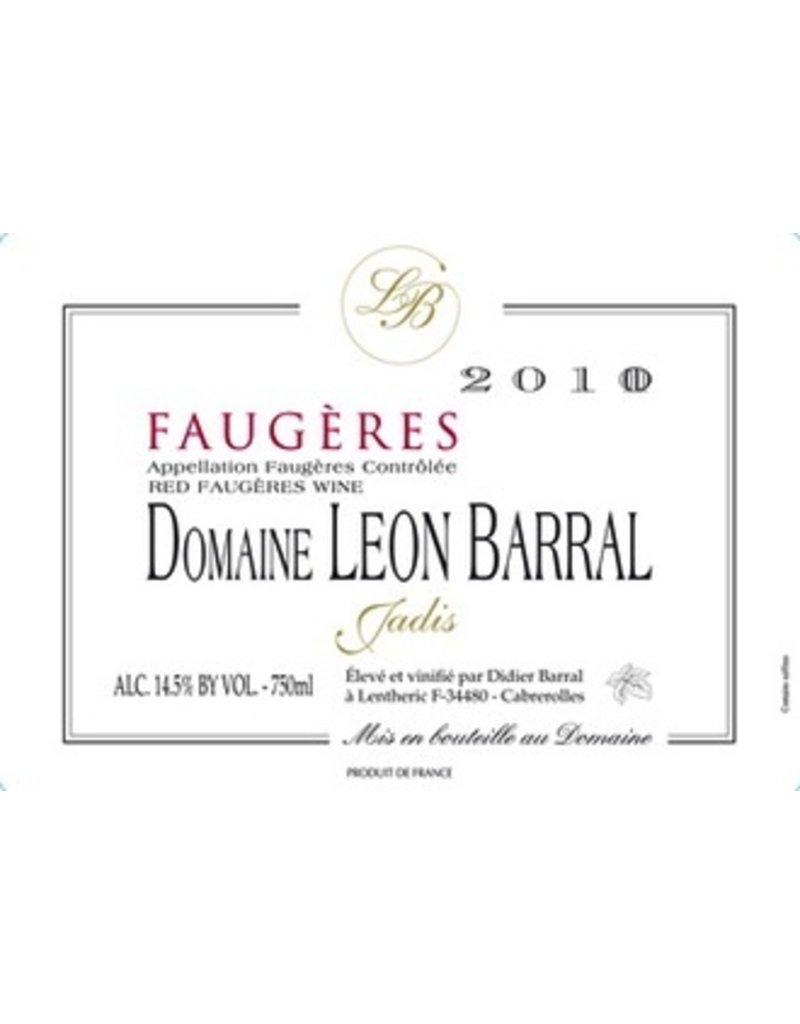2013 Leon Barral Faugeres Jadis