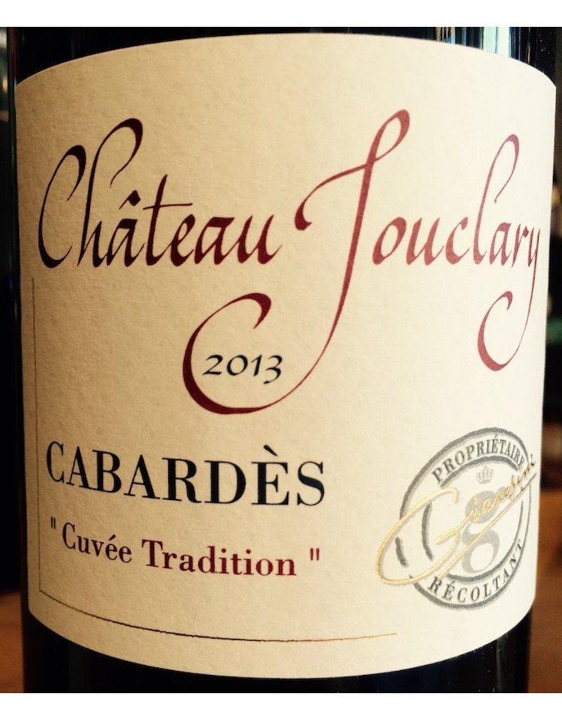 2014 Chateau Jouclary Cabardes Cuvee Tradition
