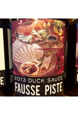 2013 Fausse Piste Duck Sauce Viognier Rogue Valley
