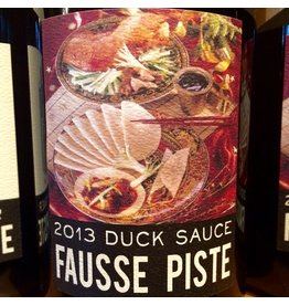 2013 Fausse Piste Duck Sauce Viognier Rogue Valley