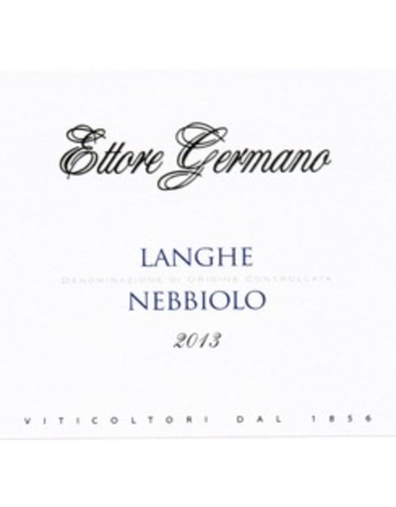 2015 Ettore Germano Langhe Nebbiolo