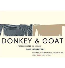 2015 Donkey & Goat Mouvedre The Prospector