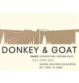 2016 Donkey & Goat Filigreen Farm Pinot Gris