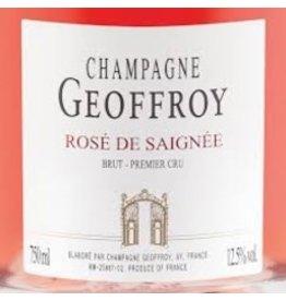 Geoffroy Champagne Rose de Saignee