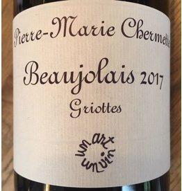 """2017 Pierre-Marie Chermette Beaujolais """"Primeur"""" (Nouveau)"""
