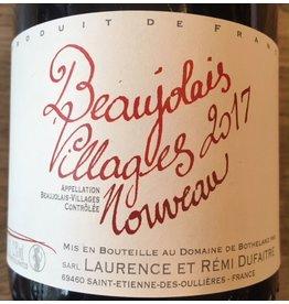 2017 Dufaitre Beaujolais Nouveau