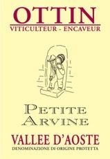 2016 Ottin Vallee D'Aoste Petite Arvine