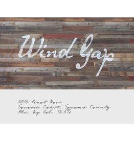 2014 Wind Gap Sonoma Coast Pinot Noir