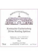 2016 Hofgut Falkenstein Riesling Spatlese Krettnacher Euchariusberg