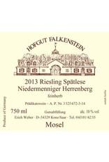 2016 Hofgut Falkenstein Riesling Spatlese Feinherb Niedermenniger Sonnenberg