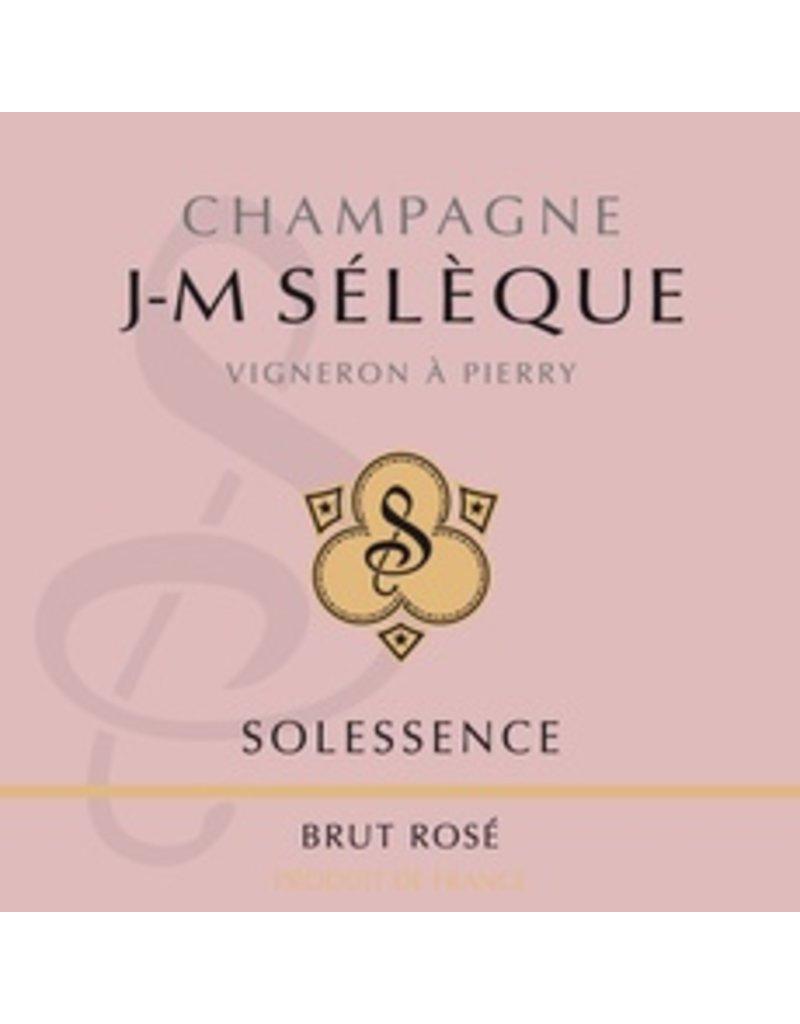 J-M Seleque Champagne Brut Rose Solessence