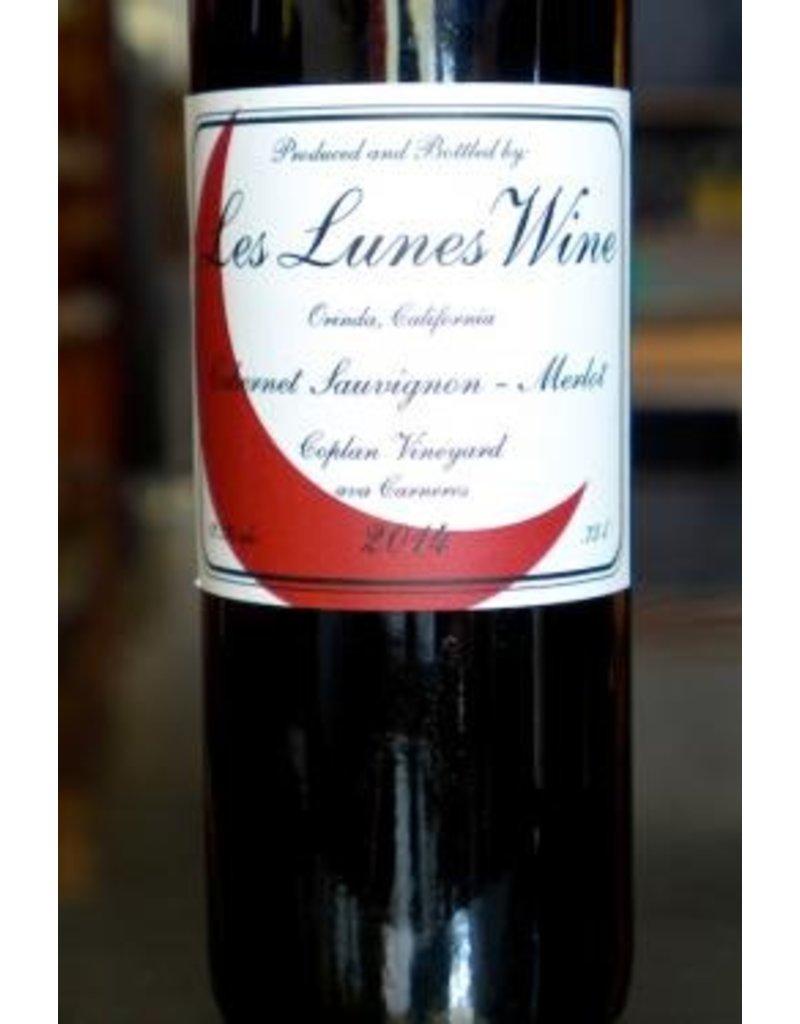 2014 Les Lunes Cabernet Sauvignon Merlot Coplan Vineyard Carneros