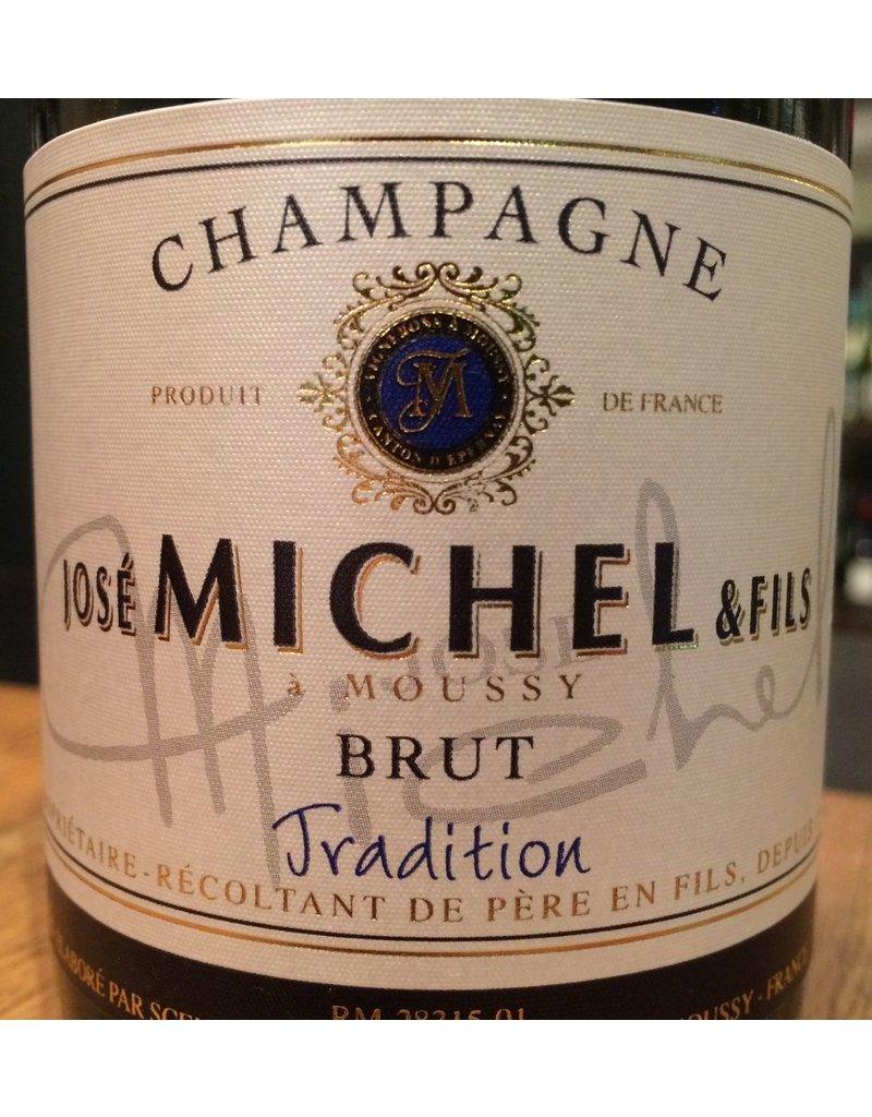 Jose Michel Champagne Brut 375 ml