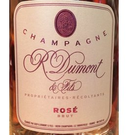 R. Dumont Champagne Rose