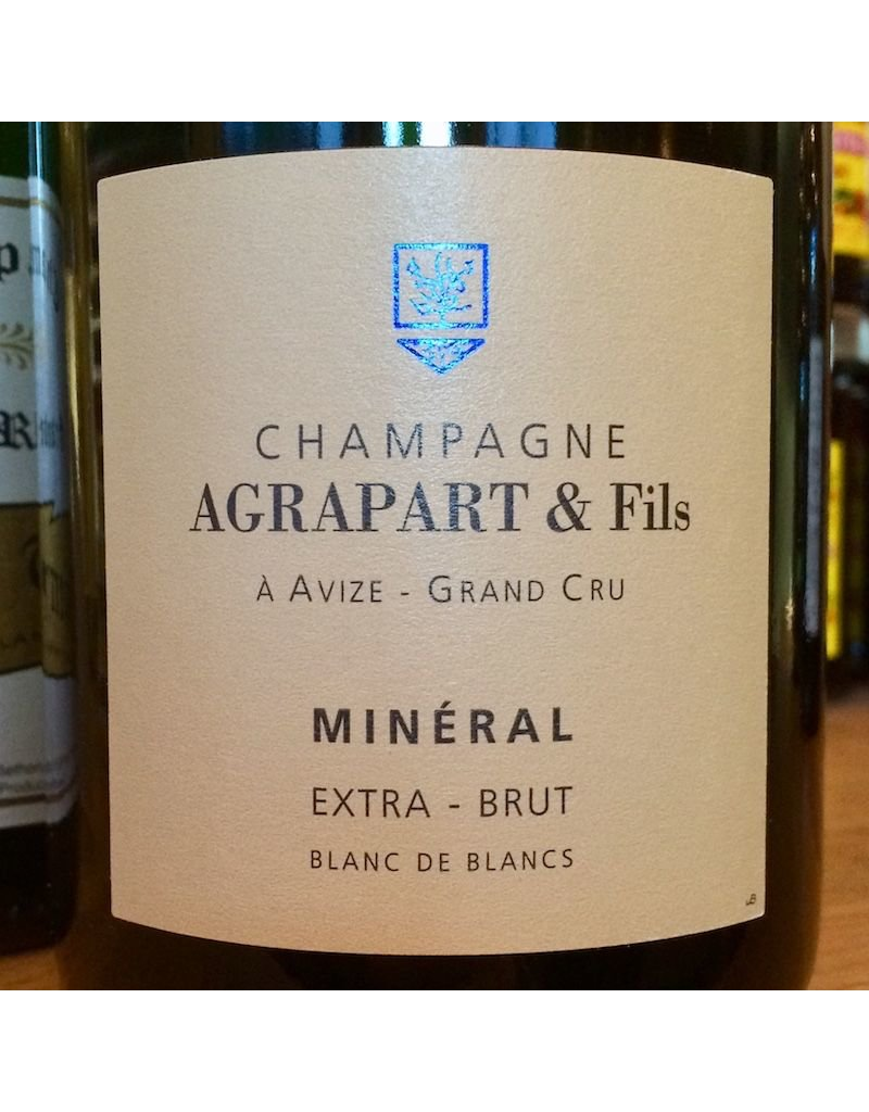 """2009 Agrapart Champagne """"Mineral"""""""